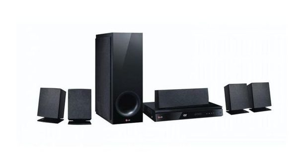 LG DH6230S 5.1 DVD Home Theater - lg Home Theater sound system