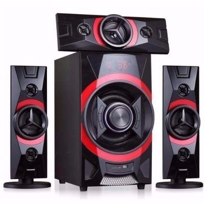 M-53 Home Theatre/Cheapest & Best Home Theatre Systems in Nigeria
