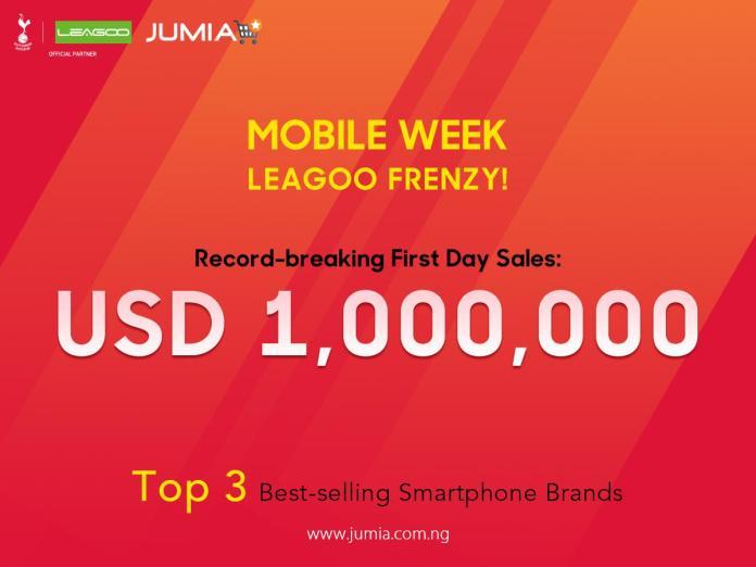 top 3 top selling mobile phone brand jumia mobile week 2018