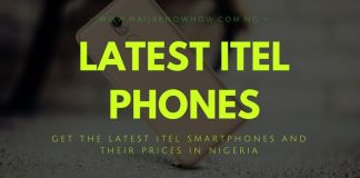 BEST AND LATEST ITEL PHONES AND PRICES IN NIGERIA