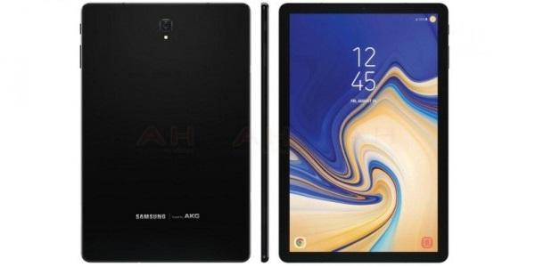 Samsung Galaxy Tab S4 Premium Tablet Leakage