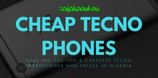 CHEAP TECNO PHONES IN NIGERIA