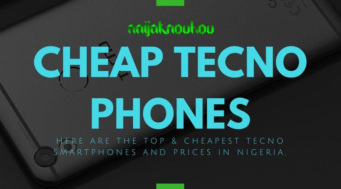 CHEAP TECNO PHONES IN NIGERIA
