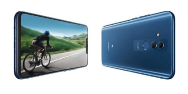 Huawei Mate 20 Lite Image Leaked