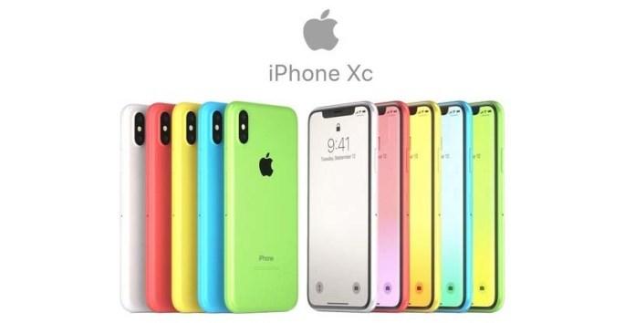 iphone xc