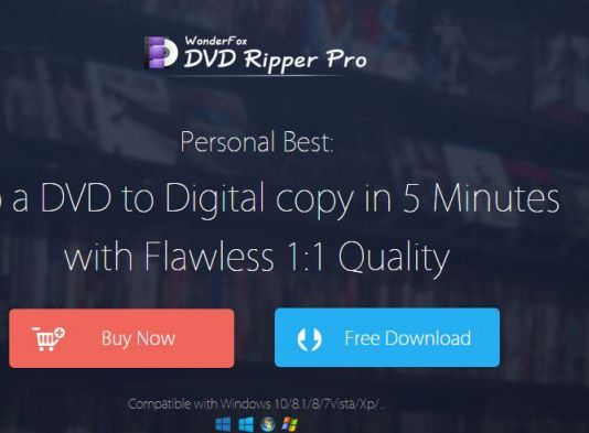 Convert DVD with WonderFox DVD Ripper Pro