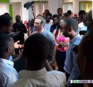 Pictures Of Mark Zuckerberg In Lagos 2