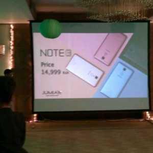 Price of Infinix Note 3