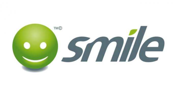 SMILE 4G LTE logo