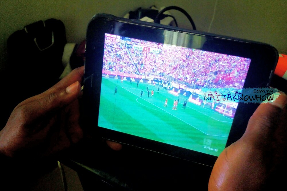 How To Download Mobdro & Watch Live Football Match On