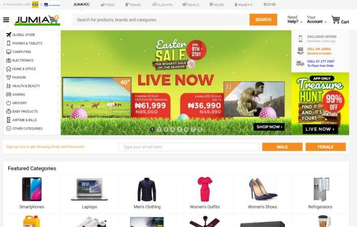 jumia online store