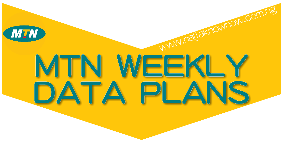MTN Data Plans & Subscription Codes - Best & Cheapest in Nigeria (2019)