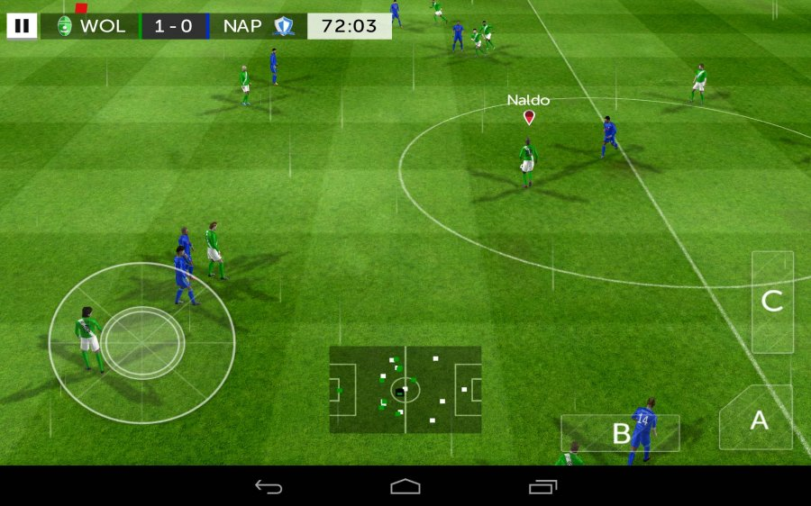 Download First Touch Soccer 2018 (FTS 18) APK, OBB & Data On Android