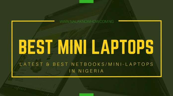 Latest and Best Mini Laptops or Netbooks In Nigeria