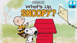 What's up Snoopy