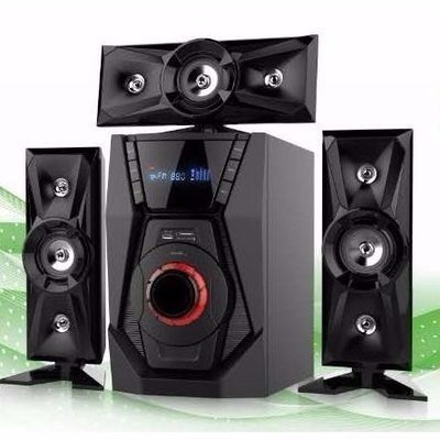 Amani 3.1 Home Theatre System with Bluetooth - S3/Cheapest & Best Home Theatre Systems in Nigeria