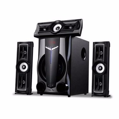 Hisonic Home Theatre System With Bluetooth - MS-5031BT/Cheapest & Best Home Theatre Systems in Nigeria