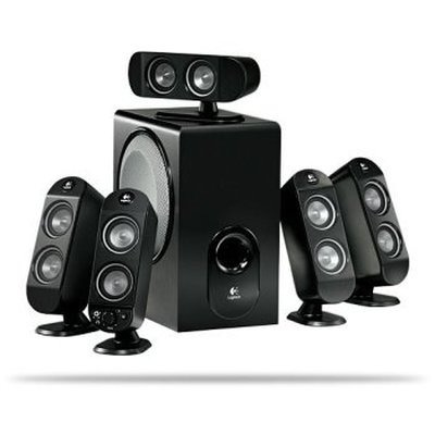 Logitech X-530/Cheapest & Best Home Theatre Systems in Nigeria