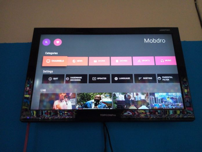 HOW TO INSTALL MOBDRO ON ANDROID TV BOX