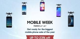 LEAGOO PHONES ON JUMIA MOBILE WEEK