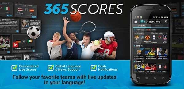 365scores app