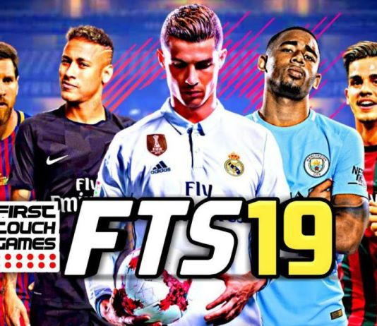 first touch soccer 2019 (fts 19)