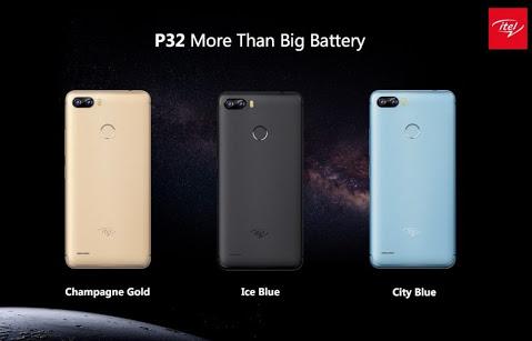 iTel P32