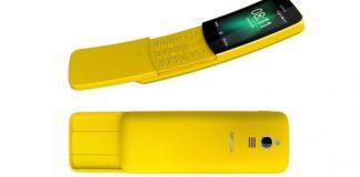 Nokia 8110 4G Banana