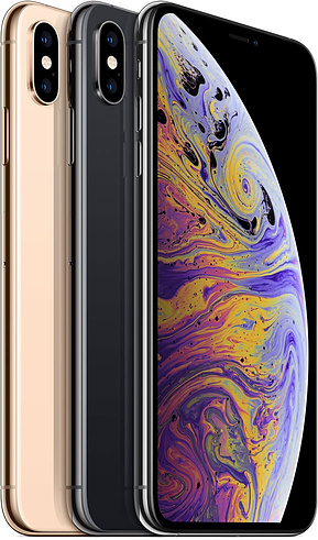 iphone xs max colour variants