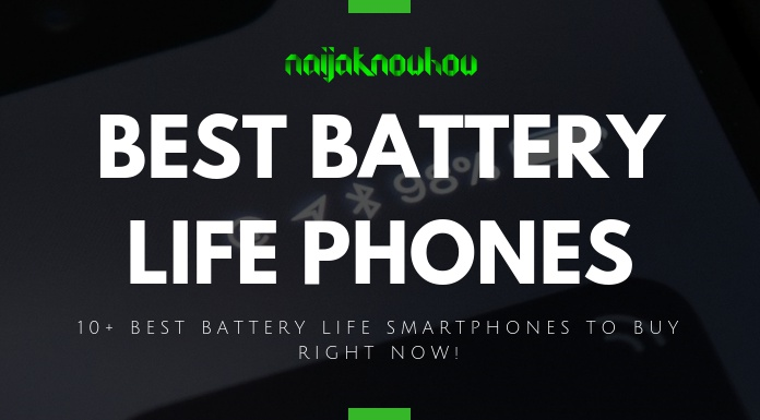 BEST BATTERY LIFE PHONES