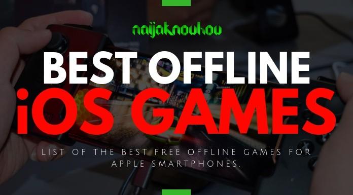 BEST OFFLINE IOS GAMES