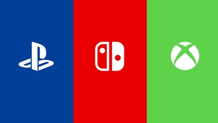 PlayStation, Nintendo Switch, Xbox