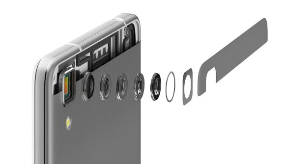 oppo R7 ISOCELL camera