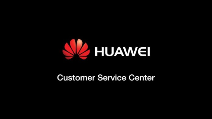 huawei customer service center