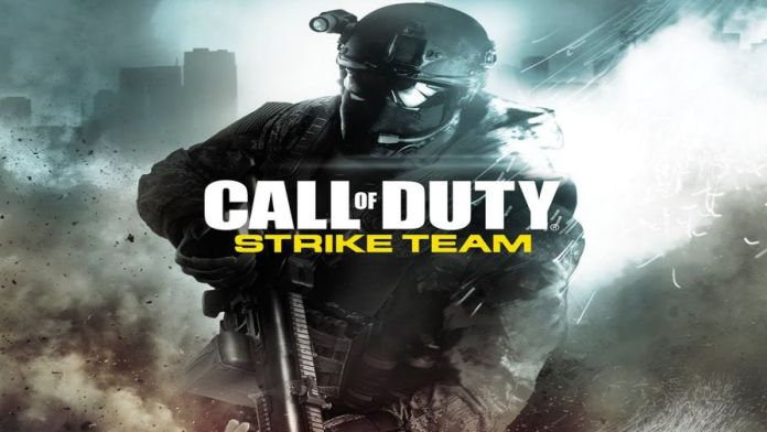 Call of Duty-Strike Team