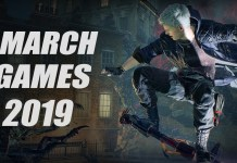 Best Cross Console Games for March 2019