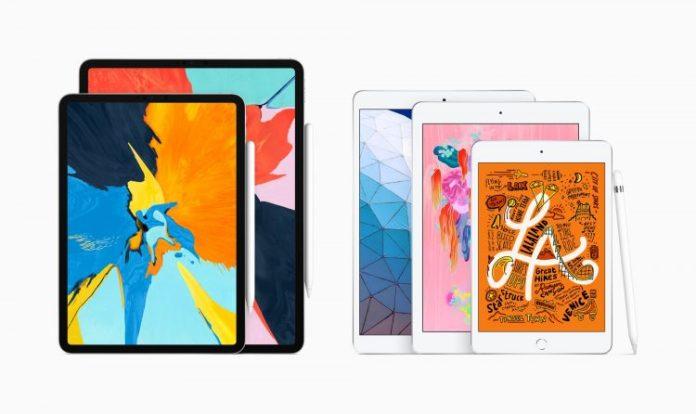 iPad Air 2019 and new iPad mini