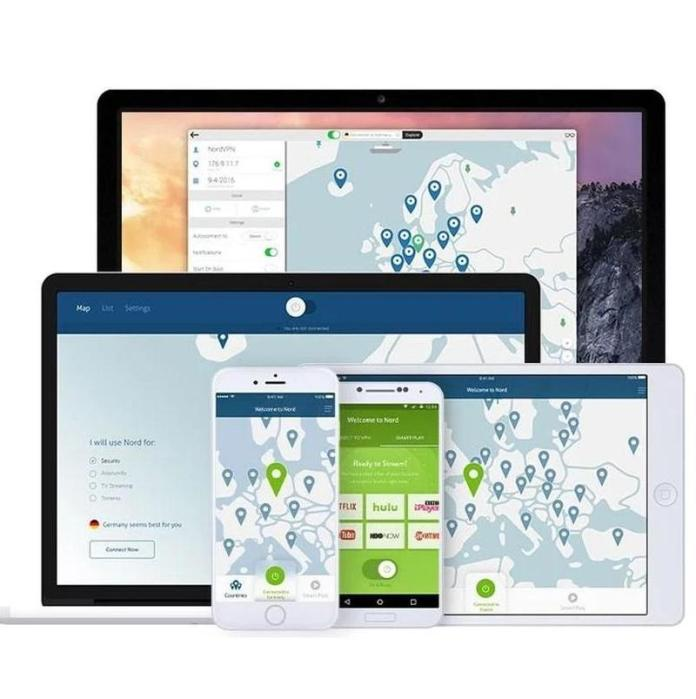 nordvpn - best android vpn
