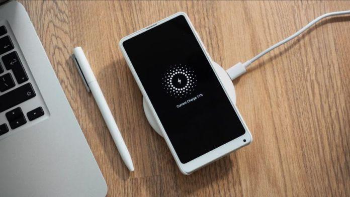 xiaomi wireless charging