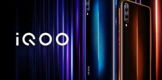 Vivo iQOO colours
