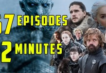 Game of Thrones recap in 12 minutes