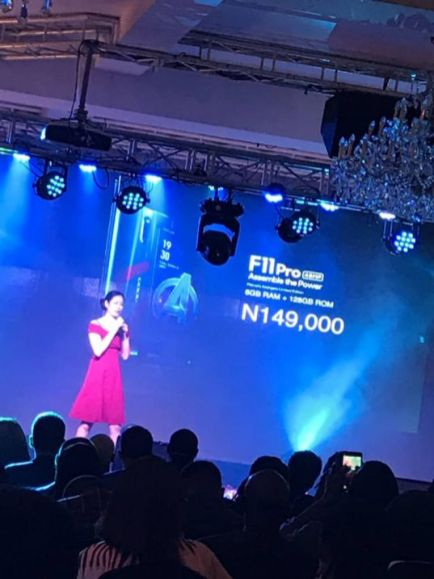 oppo f11 pro avengers special edition launch