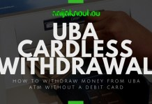 uba cardless withdrawal