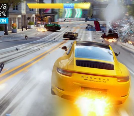 Asphalt 9 - free games without WiFi for Android and iOS