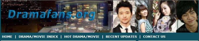 download Korean drama via DramaFans