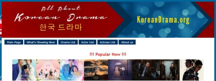 download Korean drama via KoreanDrama