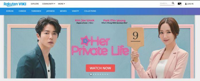 download Korean drama via VIKI