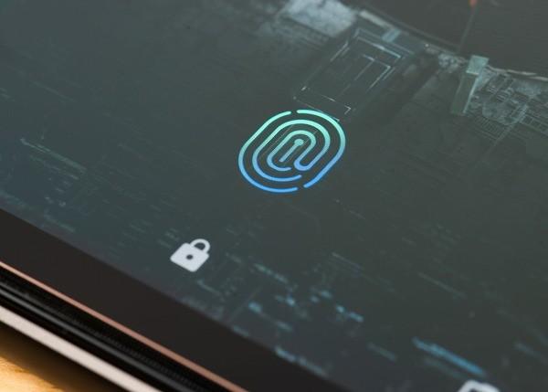 Asus ROG Phone II under display fingerprint
