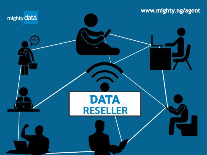 Data Reseller with Mighty Data