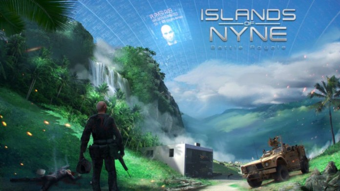 Islands of Nyne - fortnite alternative